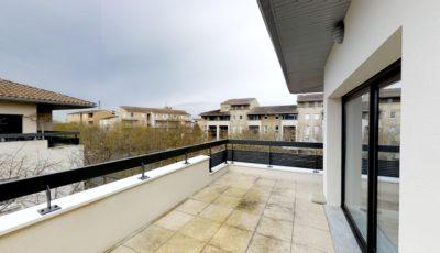 Appartement  de 94m² à Castanet-Tolosan 3D Model