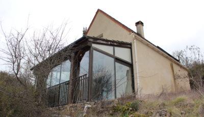 Maison de 68m² à Saint-Martin-Labouval 3D Model