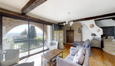 Maison de 250m² à Montgaillard-Lauragais 3D Model