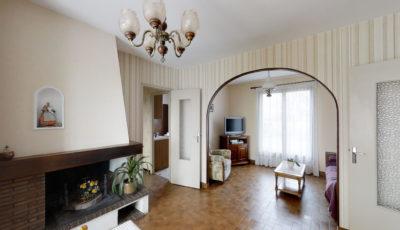 Maison de 107m² à Montgaillard-Lauragais 3D Model