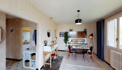 Maison de 74m² à Lamasquère 3D Model