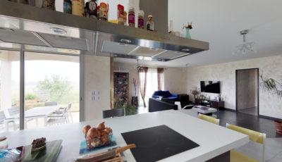 Maison de 127m² à Lombez 3D Model