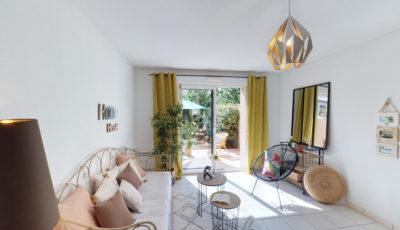 Maison de 65m² à Plaisance-du-Touch 3D Model
