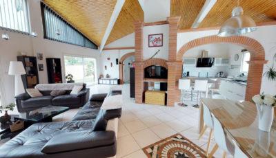 Maison de 192m² à Plaisance-du-Touch 3D Model