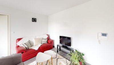 Appartement de 45m² à Villeneuve-Tolosane – spécial 3D Model
