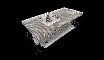 EUROPARC BATIMENT CERES 3D Model