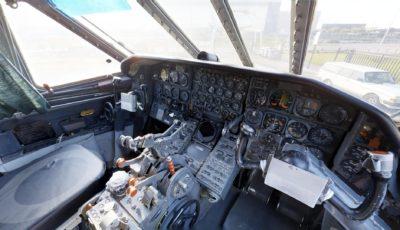 Sud Aviation Caravelle Super 10 3D Model