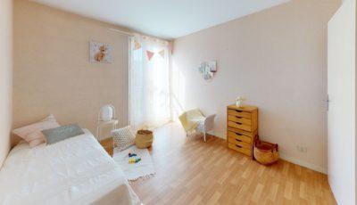Appartement de 70m² à Toulouse 3D Model