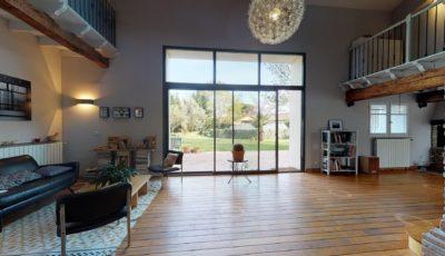 Maison de 320m² à Castelginest 3D Model