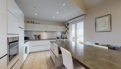 Appartement de 120m² à Toulouse 3D Model