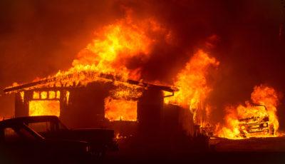 Sinistre Incendie – Constat 3D Model