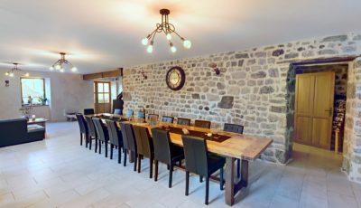Les gites du couvent en Ardèche 3D Model